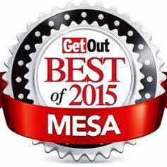 Best of Mesa, AZ logo